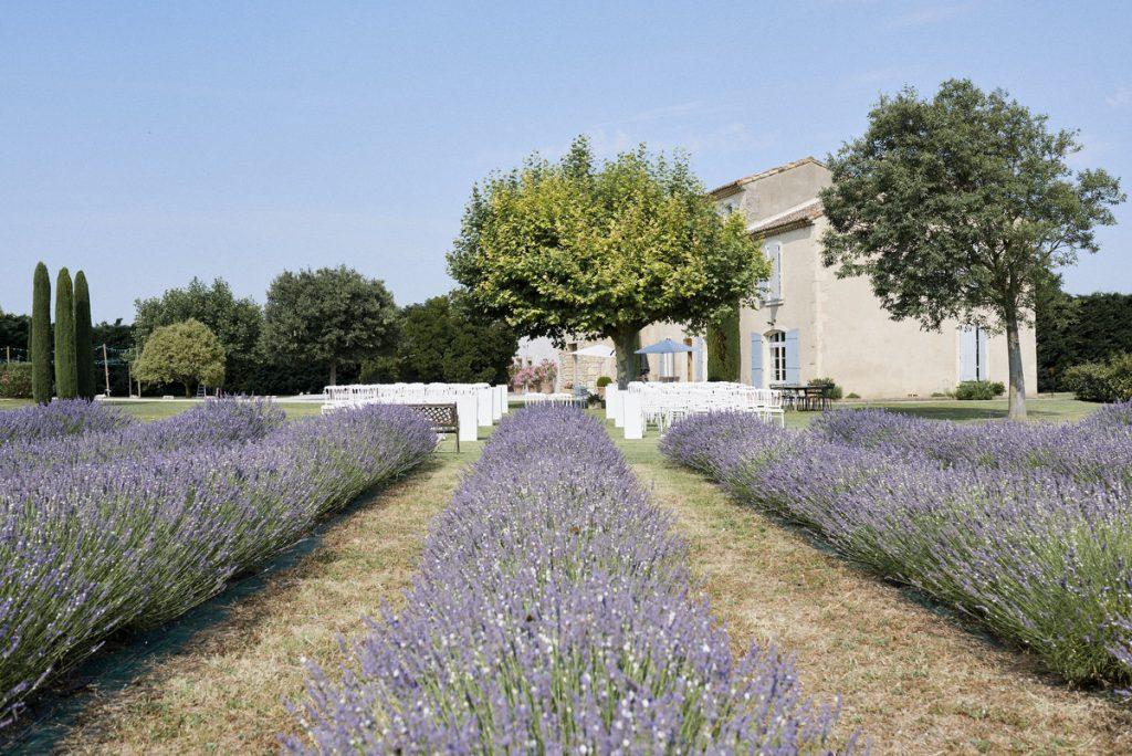La décoration de mon mariage en Provence // Photo : Happy People