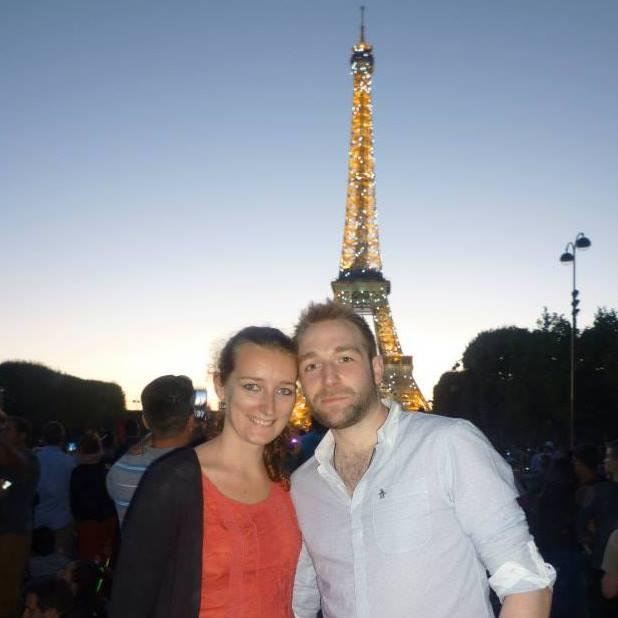 Mariage franco-irlandais à distance