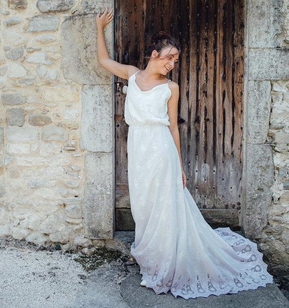Mon mariage hippie // Ma wishlist Etsy : les différents mariages de mes rêves !