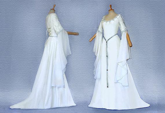 """Mon mariage """"Seigneur des anneaux"""" // Ma wishlist Etsy : les différents mariages de mes rêves !"""