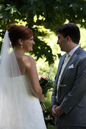 Mon mariage tout en dentelle : où la cérémonie commence !