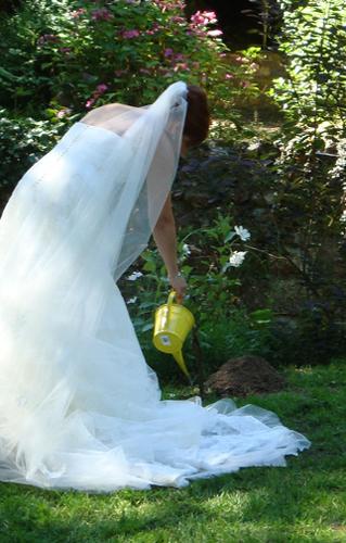 Mon mariage tout en dentelle : la cérémonie laïque (2ème partie)