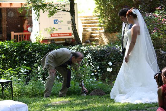 Organiser une cérémonie laïque de mariage