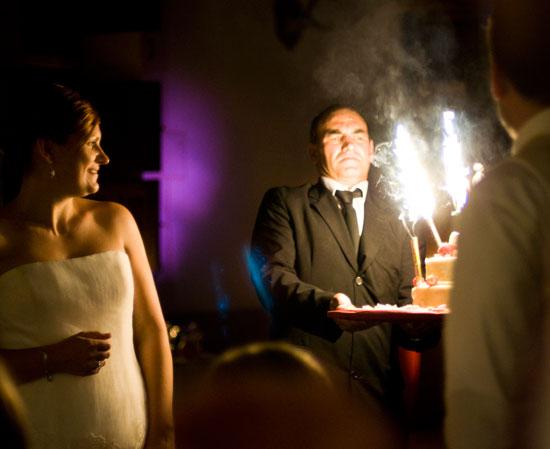Mon mariage tout en dentelle : la soirée