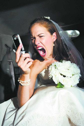 Non, tu n'es pas une Bridezilla !!