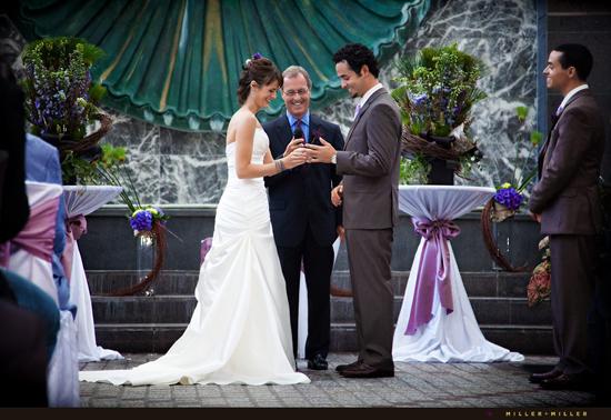 Construis une cérémonie de mariage qui vous ressemble