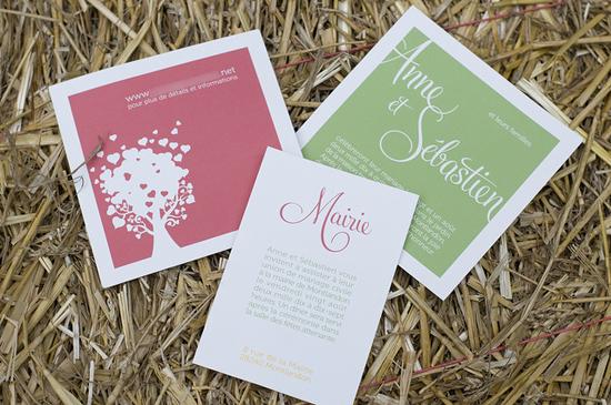 Les réponses négatives à nos invitations de mariage
