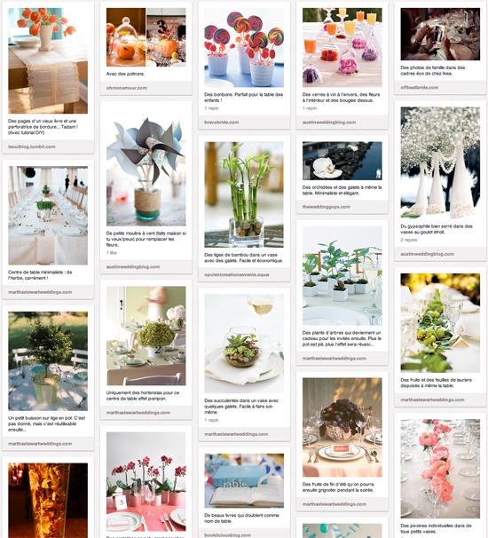 50 idées de centres de table à faire soi-même ou à demander à son fleuriste