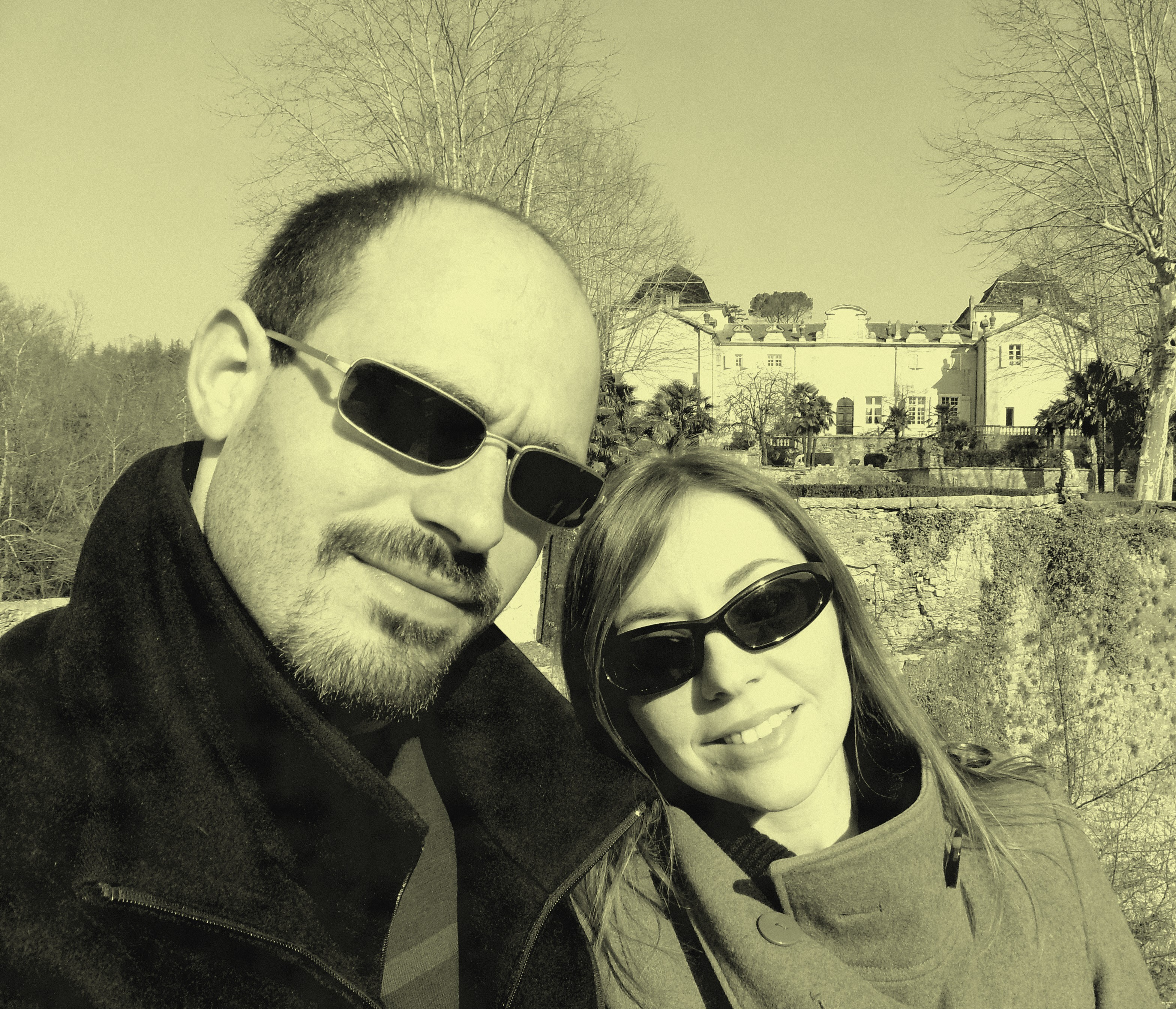 Bienvenue à Mademoiselle Galinou, future mariée d'août 2012
