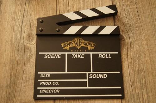 Louer un clap de cinéma comme accessoire de photobooth : 5€