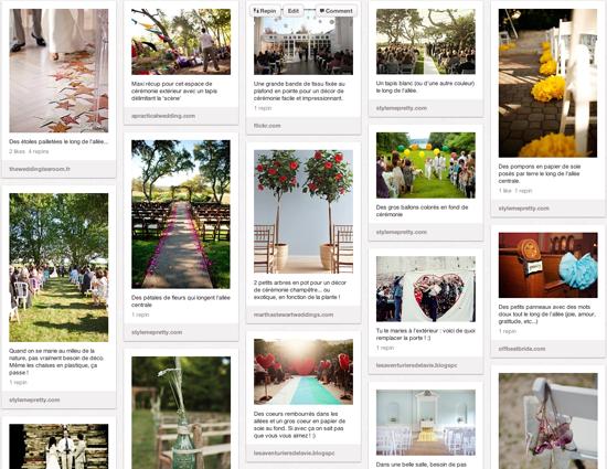 30 idées de déco faciles et originales pour ta cérémonie de mariage