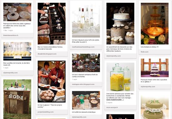34 idées pour ta pièce montée et ton bar à bonbons