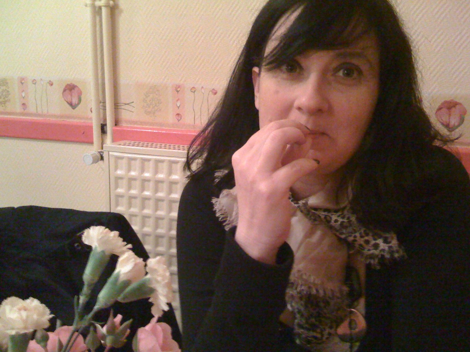 Bienvenue à Mademoiselle Diane, future mariée d'avril 2012