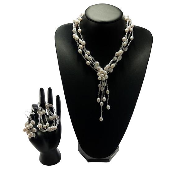 Gagne une parure de perles de chez Ganda : la gagnante du concours