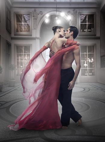 Comment te dire… la valse, c'est pas un Tango !