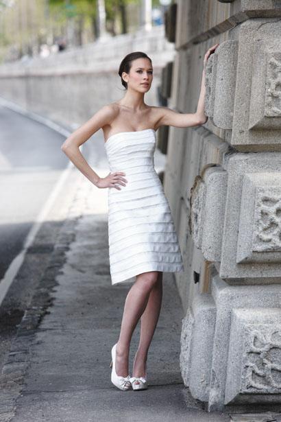 J'étais tombée amoureuse de ma robe de mariée… mais j'ai des doutes