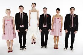 Témoins homme pour la mariée