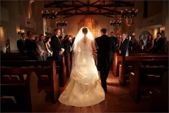 mariage petite église