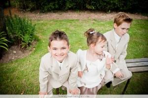 photos enfants mariage