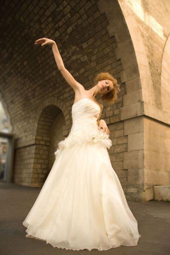 Choisir une seule robe de mariée ? Trop dur !! (1ère partie)