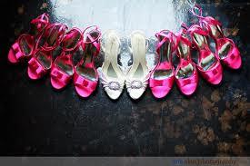 thème mariage rose fuschia