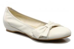 ballerine blanches mariage