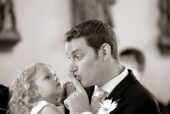 Inviter les enfants au mariage : oui ou non ?