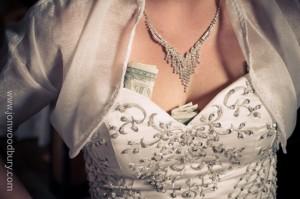 mariée argent
