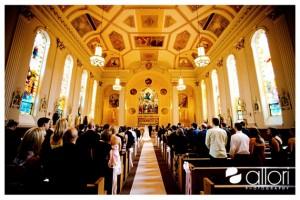 mariage église préparation