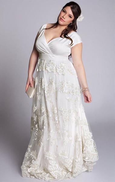 Où Acheter Une Robe De Mariée Grande Taille Quand On Est