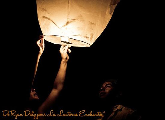 acheter lanternes mariage