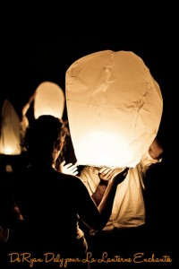 lanternes chinoises mariage
