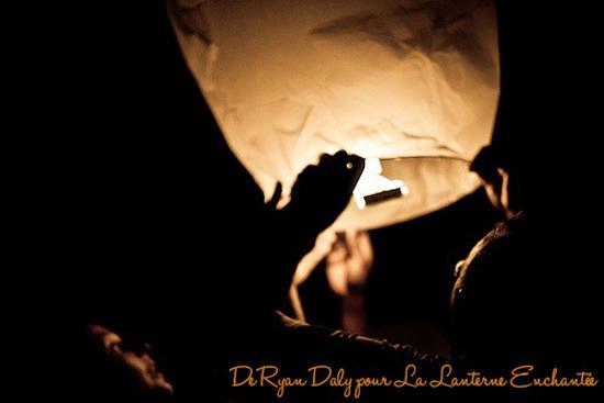 lanternes thai mariage