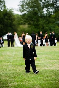 Comment gérer son propre enfant le jour du mariage