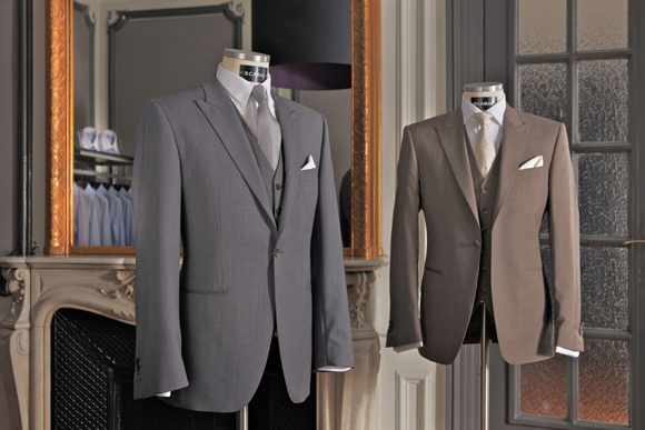 tenue homme mariage