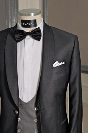 tenue marié