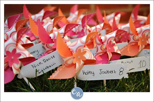 escort cards moulin à vent