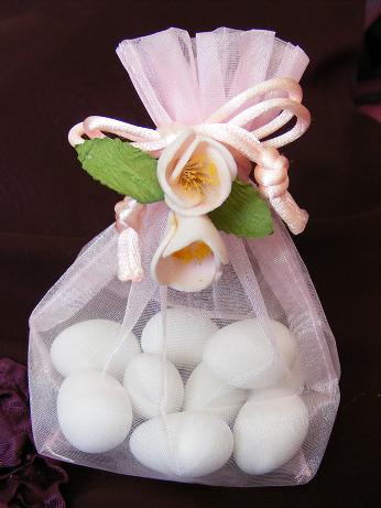 Eventail en papier cadeau invité mariage