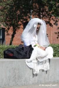 Cauchemar future mariée : les invités et le marié sont tous partis