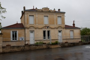 Mariage mairie pluvieux