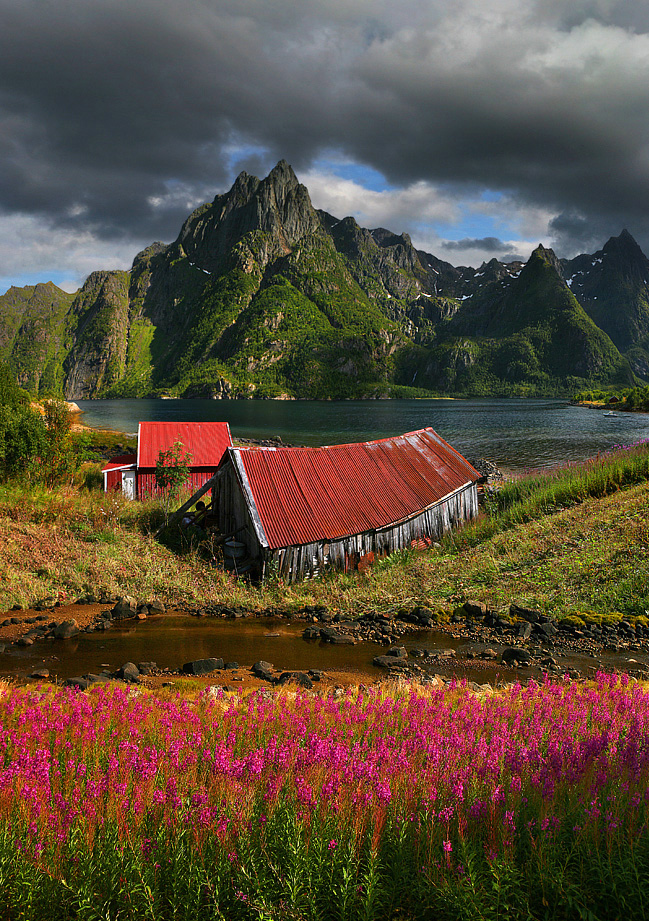 Voyage de noce mariage en Norvège