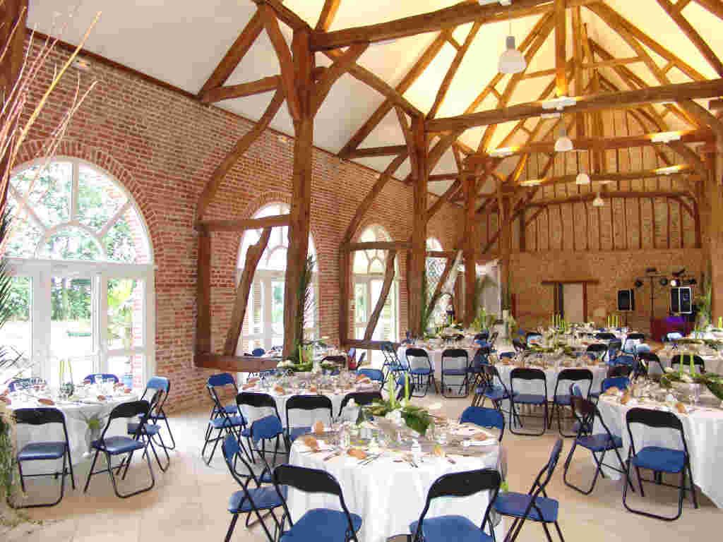salle de réception mariage grange