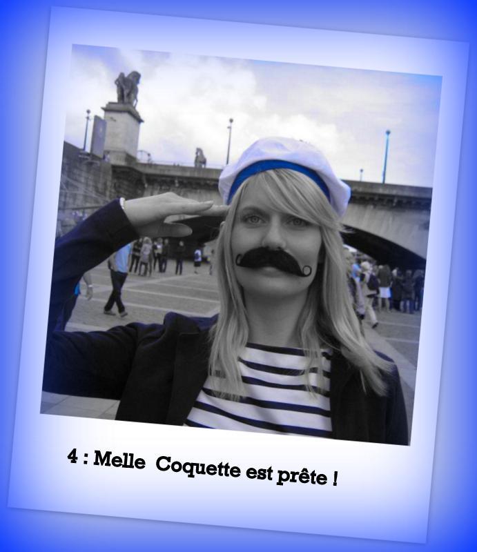 Mon enterrement de vie de jeune fille thème marin parisien