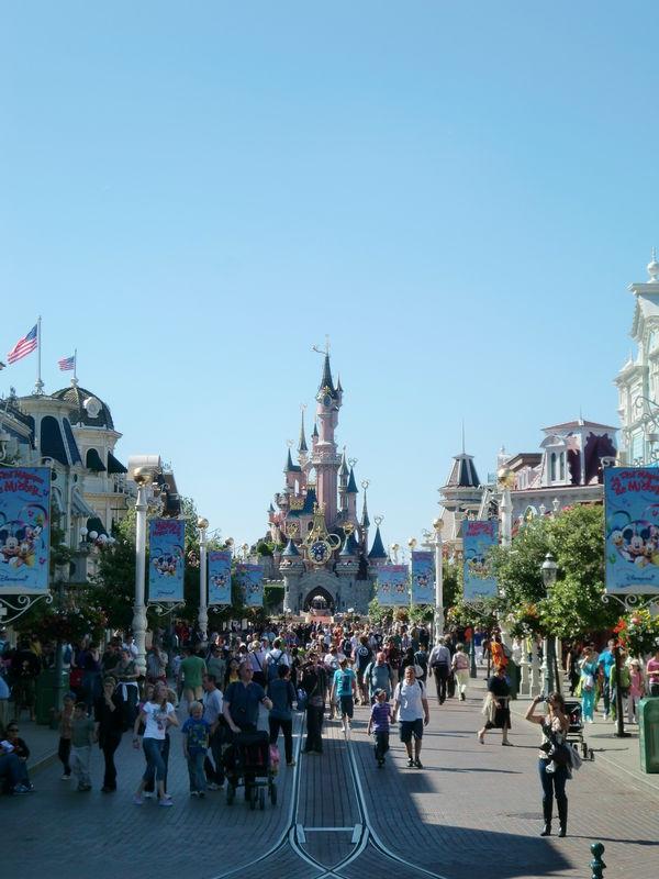 Voyage de noce Disneyland