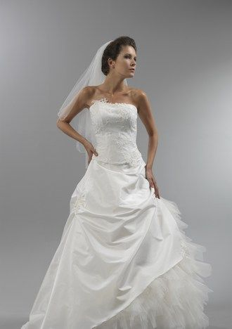 Robe de mariée Hemeline