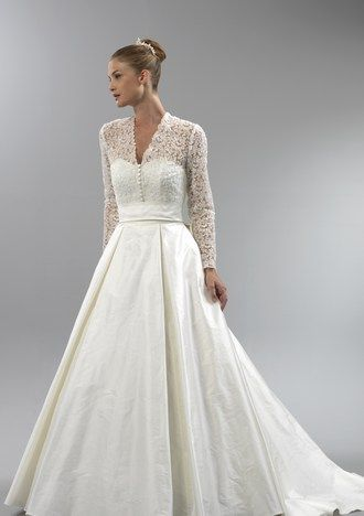 Robe de mariée Hermes