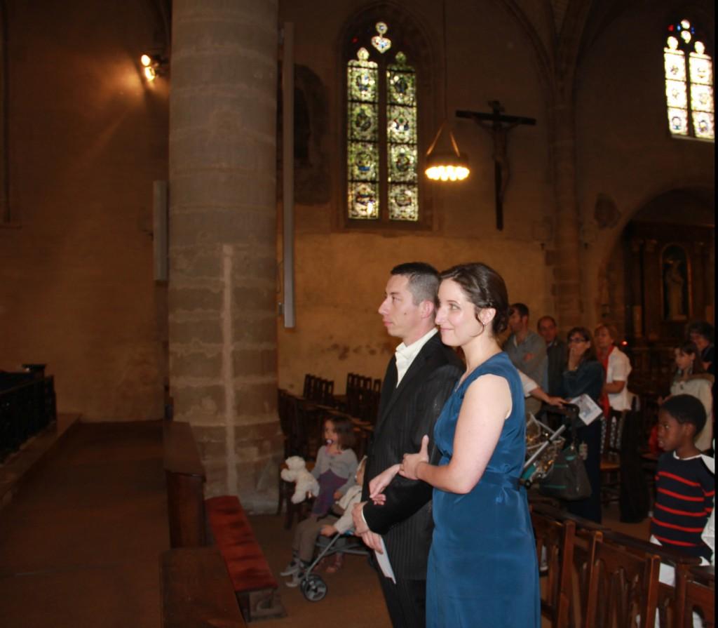 Mon mariage participatif : la cérémonie à l'église