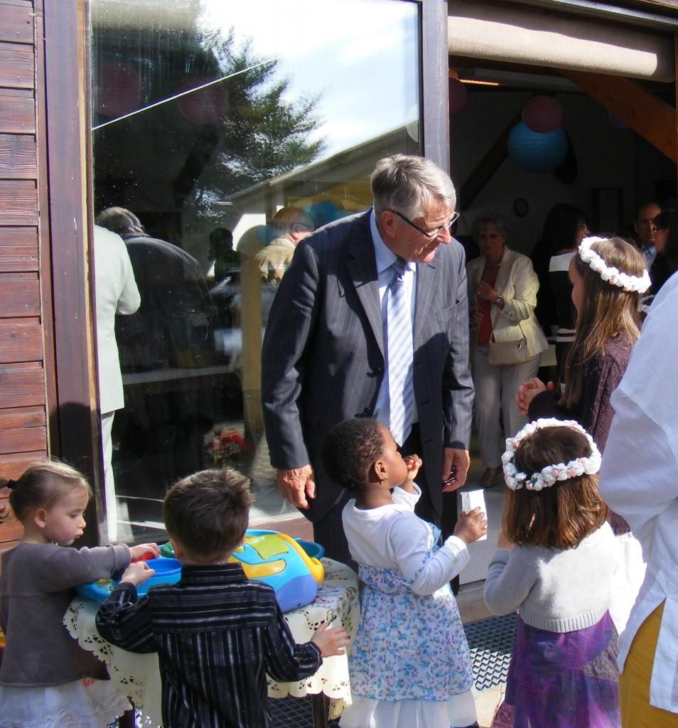 Mariage participatif jeu pour enfants