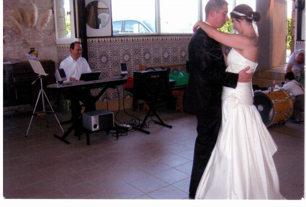 Mariage participatif première danse