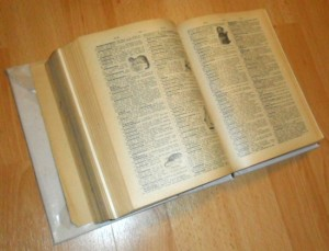 Livre d'or dictionnaire